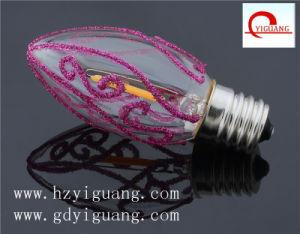 C9 E17 3.5W DIY Decorative Lighting Hight Lamp