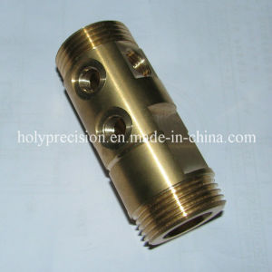 CNC Machining Fitting Part of Stainless Steel pictures & photos