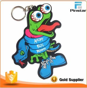 Wholesale Custom 3D Custom PVC Keychain pictures & photos