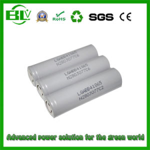 Best Price LG Mj1 2800mAh 10A High Drain 18650 Battery 3.7V Lithium Battery LG Battery Power Electric Vehicle Battery pictures & photos