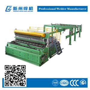 Auto Reinforcing Steel Mesh Welding Machine (Series A) pictures & photos