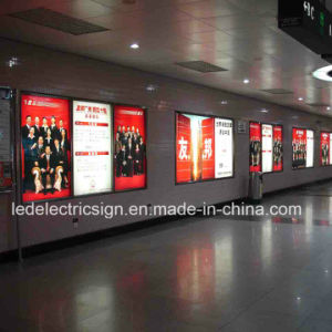 Aluminum Frame LED Signboard with Picture Photo Frame LED Light Box for Advertising Display pictures & photos
