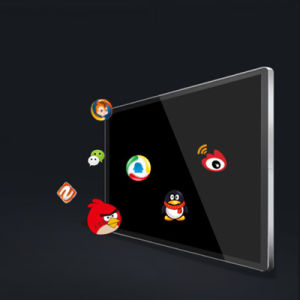 42′′android Wall Mount LCD Media Player