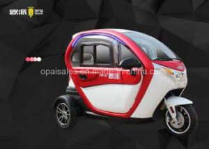 3-Wheel Electric Mini Car Neighborhood Smart Electric Car pictures & photos