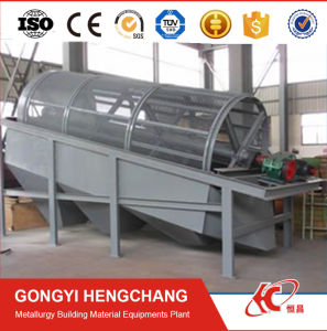 New Design Automatic Sand Gravel Trommel Screen for Sale pictures & photos