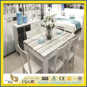 Marmara White, Nero Marquina, Baltic Brown Marble Granite Tea Top pictures & photos