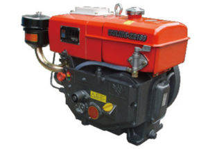 8HP Water Cooled Single Cylinder Diesel Engine (ZR180)