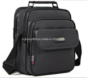 Waterproof Oxford Single Shoulder Business Travel iPad Holder Bag (CY7902) pictures & photos