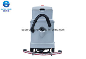 Industrial and Commercial Battery Ride-on Floor Scrubber Machine pictures & photos