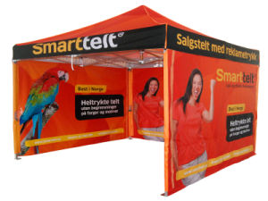 Customized Printing Aluminum Frame Waterproof Canopy Tent for Promotion Event pictures & photos
