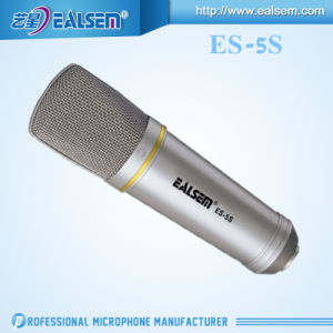 Audio Condenser Stidio Recording Microphone Large Diaphragm