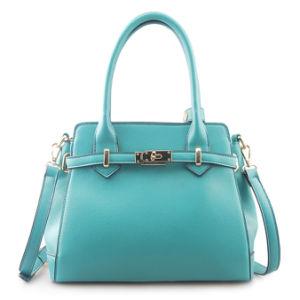 Guangzhou Supplier Designer Handbag Replica Faux Leather Women Handbag (LY05046)