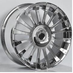 18 Inch Chrome Car Alloy Wheels (F86191-2) pictures & photos
