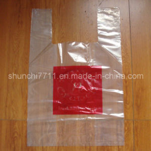 Plastic Big Vest Shopping Bag pictures & photos