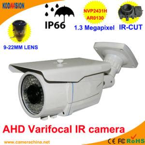 60m IR Varifocal Weatherproof 1.3 Megapixel Ahd Camera pictures & photos