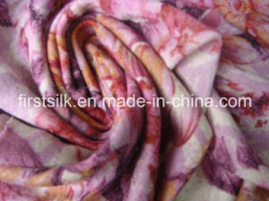 High Quality Wool Cashemere Jersey Fabric pictures & photos