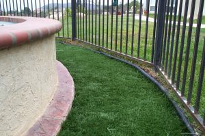 Beautiful Fabric Grass Lawn Garden Grass Lawn pictures & photos