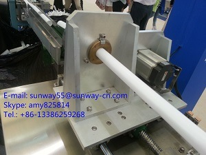 Two Layer Cosmetic Soft Tube Making Machine pictures & photos
