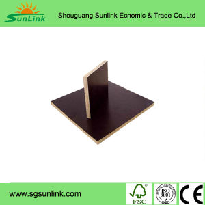 1220*2440*18mm Marine Plywood/ Film Faced Plywood/ Shuttering Plywood/ Waterproof Plywood pictures & photos