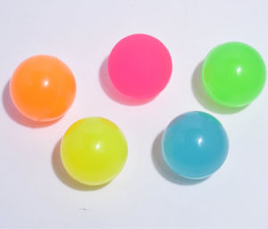 Customized 30mm Rubber Balls in High Quality pictures & photos
