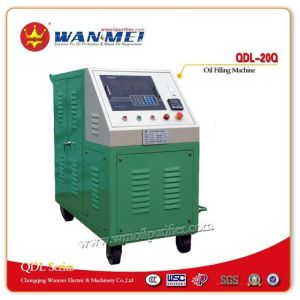 Qdl Series Automatic and Metering Oil Filling Machine