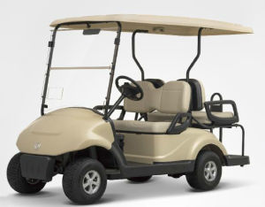2015 Battery Operated 4 Seats Electric Kart for Golf Course