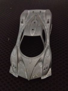 Zinc Alloy/ Aluminum Casting Mould/ Toy Parts pictures & photos