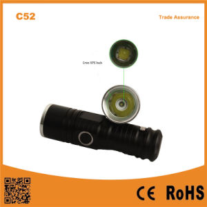 C52 High Power Mini Waterproof Outdoor LED Torch Portable pictures & photos
