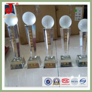 Custom Clear Crystal Award Trophies Wholesale (JD-CT-306) pictures & photos