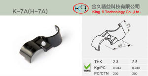Metal Joint for Kaizen Tube pictures & photos