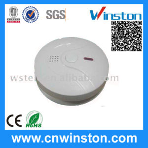 Battery Operating Current Smoke Sensor with CE pictures & photos
