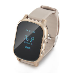 T58 GPS Tracker Smartwatch for Kids and Elderly People
