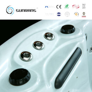 Ce Approved Round SPA Tub Indoor Massage Bath Tub pictures & photos