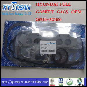 Hyundai Full Gasket for G4CS-OEM-20910-32b00 pictures & photos