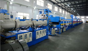 Rubber Extrusion Microwave Continous Vulcanization Line pictures & photos
