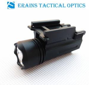 Erains Tac Optics Compact CREE Q5 200 Lumens Pistol LED Flashlight Tactical LED Light pictures & photos