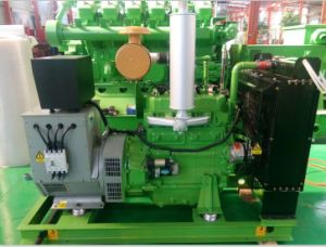 50Hz/60Hz 230V/400V Top Quality Wood Gas Generator Set pictures & photos
