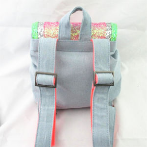 Girls Mini Watermelon Bucket Rucksack pictures & photos