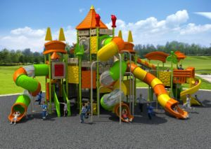 2017 Children Kids Outdoor/Indoor Playground with TUV-GS\Ce\En 1176\SGS\Ohsas18001\ISO9001\ISO14001 Certificate Sports Series New Moedels 2016 HD16-106A pictures & photos