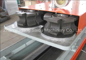 PE Single Wall Corrugated Pipe Extrusion Equipment pictures & photos