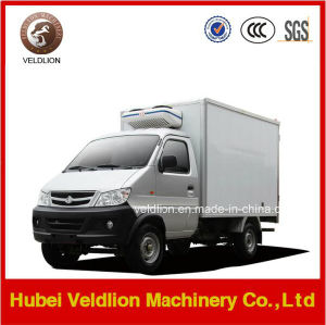 Mini Refrigerator/Refrigeration/Freezer Truck for Ice Cream Transport pictures & photos