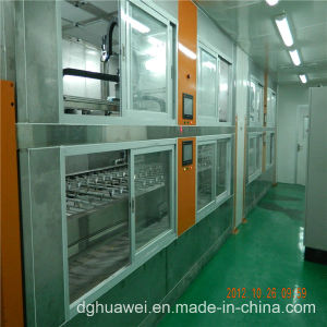 Spray Painting System for Haier Refrigerator Trim