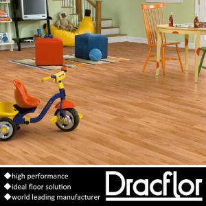 Quality Imitation Wood Vinyl Tiles PVC Flooring (P-7066) pictures & photos