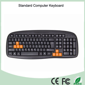 Free Sample Cheapest Wired Computer Key Board (KB-1988) pictures & photos