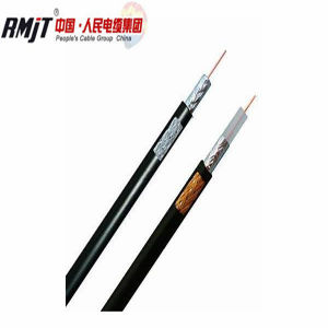 RG6 Rg11 Rg59 Copper Wire Coaxial Cable with ISO9001 pictures & photos