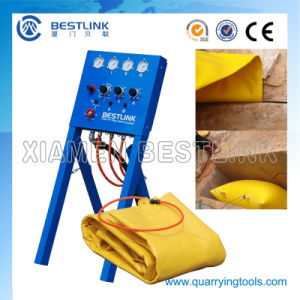 Quarrying Marble Splitting Tool Air Pushing Bag pictures & photos