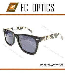 Popular Plastic Women Colorful Sun Glasses pictures & photos