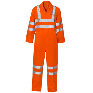High Visibility Rain Coverall with En20471 (C2477) pictures & photos