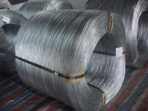 0.71-3.5mm 22#-9# Electro Galvanized Iron Steel Wire pictures & photos