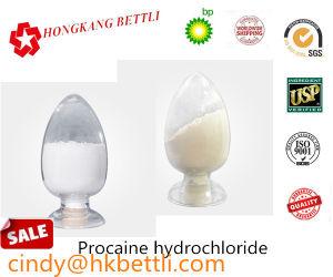 Procaine HCl 51-05-8 Procaine Hydrochloride pictures & photos